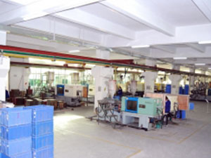 3 Injection Machine Rooms