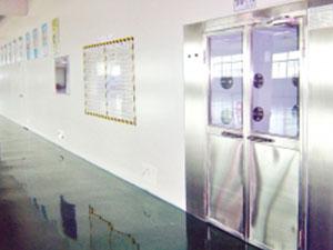 Dust-free Painting Room