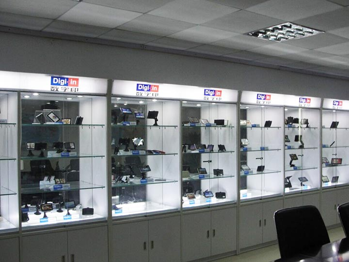 Sample Cabinet