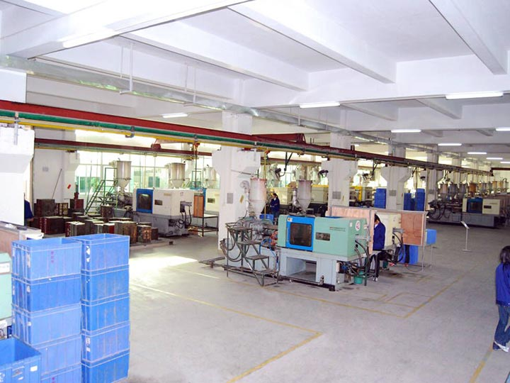 Injection room